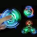Fidget spinners / Hilandero de mano Por matar el tiempo / Alivio del estrés y la ansiedad / Juguete del foco Metal Clásico Piezas Regalo