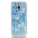 abordables Protections d'Ecran pour Samsung-Coque Pour Samsung Galaxy S8 Plus / S8 Transparente / Motif Coque Mandala Flexible TPU pour S8 Plus / S8 / S7 edge