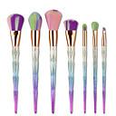preiswerte Make-up & Nagelpflege-7tlg Makeup Bürsten Professional Bürsten-Satz- Künstliches Haar / Kunstfaser Pinsel Moderne / Elegant & Luxuriös