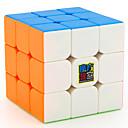 hesapli Makyaj ve Tırnak Bakımı-Rubik küp MoYu 3*3*3 Pürüzsüz Hız Küp Sihirli Küpler Eğitici Oyuncak Stres Gidericiler bulmaca küp Pürüzsüz Etiket Hediye Unisex