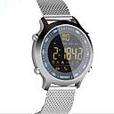 tanie Smart Plug-Inteligentny zegarek E18 for iOS / Android Wodoszczelny / Spalone kalorie / Krokomierze Rejestrator aktywności fizycznej / Stoper / Budzik