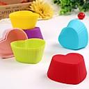 preiswerte Wasserhähne-Backwerkzeuge Silica Gel Kinder Brot / Kuchen / Chocolate Backform