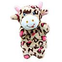 Χαμηλού Κόστους Μαριονέτες-Μαριονέτες δακτύλου / Μαριονέτες Cow Χαριτωμένο / Ζώα / Lovely Χνουδωτό Ύφασμα / Χνουδωτό Παιδικά Δώρο