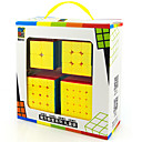 baratos Smartwatches-Rubik's Cube MoYu 5*5*5 Cubo Macio de Velocidade Cubos mágicos Antiestresse Brinquedo Educativo Cubo Mágico Adesivo Liso Crianças Adulto Brinquedos Unisexo Para Meninos Para Meninas Dom