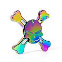 voordelige Fidget spinners-Fidget spinners / Hand Spinner voor Killing Time / Stress en angst Relief / Focus Toy Vier Spinner Metallic Klassiek Stuks Volwassenen Geschenk