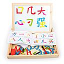 رخيصةأون اللوحي طفل-لعبة الرسم / ألعاب تابلت الرسم / تركيب لهو الخشب الطبيعي للجنسين للأطفال هدية