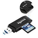 ieftine Carcase / Huse de Xiaomi-CompactFlash SD/SDHC/SDXC MicroSD/MicroSDHC/MicroSDXC/TF USB 3.0 USB Cititor de carduri