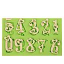 preiswerte Backzubehör & Geräte-Backwerkzeuge Silikon Gummi / Silica Gel / Silikon nicht-haftend / Backen-Werkzeug / 3D Kuchen / Plätzchen / Cupcake Kuchenformen