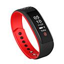 Χαμηλού Κόστους Έξυπνα ρολόγια-Έξυπνο βραχιόλι YYW810 for iOS / Android Συσκευή Παρακολούθησης Καρδιακού Παλμού / Βηματόμετρα / Θερμίδες που Κάηκαν / Μεγάλη Αναμονή / Οθόνη Αφής / Ανθεκτικό στο Νερό / Ημερολόγιο Άσκησης Pulse