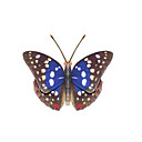 billige Mode Halskæde-3D-puslespil Papirmodel Modelbyggesæt Sommerfugl Insekt GDS Klassisk Unisex Legetøj Gave