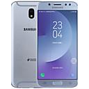 tanie Kuchnia i jadalnia-Screen Protector Samsung Galaxy na J7 (2017) PET 2 szts Osłona obiektywu na przednią i kamerę Matowa Antyodciskowa Odporne na zadrapania
