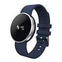 preiswerte Smarte Uhren-Smart-Armband UW1X for iOS / Android Herzschlagmonitor / Blutdruck Messung / Schrittzähler / Verbrannte Kalorien / Langes Standby Schrittzähler / Anruferinnerung / Schlaf-Tracker / Sedentary / Wecker