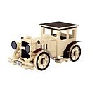 billige Adaptere til bærbare computere-3D-puslespil Træpuslespil Træmodeller Luftfartøj Bil 3D GDS 3D Træ Klassisk Unisex Gave