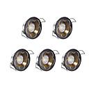 preiswerte Deckenleuchten-3 W LEDs Abblendbar LED Schrankleuchten Kühles Weiß 220 V / 5 Stück