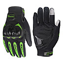 cheap Connectors & Terminals-Motorcycle Armored Glove Cycling Bicycle Racing Gloves Motorcycle Full Finger Non-Slip gloves