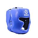 povoljno LED reflektori-Boksačka kaciga Kaciga PU koža Otporni na udarce Prozračnost Prilagodljivo Taekwondo Boks Sposobnost Za Muškarci