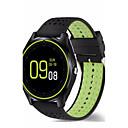 Χαμηλού Κόστους Έξυπνα ρολόγια-Έξυπνο ρολόι iOS / Android Βηματόμετρα / Μεγάλη Αναμονή / Κλήσεις Hands-Free / Φωτογραφική μηχανή / Εντοπισμός απόστασης / Πληροφορίες / Έλεγχος Μηνυμάτων / Χρονόμετρο / Βηματόμετρο