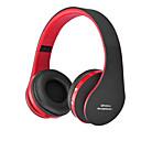hesapli Kulaklık Setleri ve Kulaklıklar-NX8252 Saç Bandı Kablosuz Kulaklıklar melez Plastik Cep Telefonu Kulaklık Katlanabilir / Ses Kontrollü / Gürültü izolasyon kulaklık