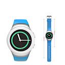 preiswerte Damenuhren-Uhrenarmband für Gear S2 Samsung Galaxy Sport Band Silikon Handschlaufe