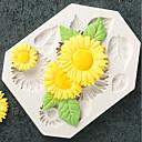 hesapli Fırın Araçları ve Gereçleri-Bakeware araçları Silikon Çocuklar / Tatil / Pişirme Aracı Candy Pasta Kalıpları 1pc