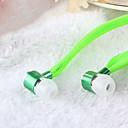 hesapli VGA-Kulakta Kablolu Kulaklıklar Dinamik Aluminum Alloy Cep Telefonu Kulaklık Mikrofon ile / Gürültü izolasyon kulaklık