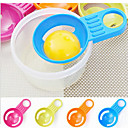 cheap Kitchen Utensils & Gadgets-Plastic Egg Tools Creative Kitchen Gadget Kitchen Utensils Tools Egg Cooking Utensils 1pc