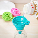 Недорогие Записные книжки и стикеры-конфеты цвет дома длинная шея воронка творческие кухонные гаджеты использовать повседневные 1 шт.