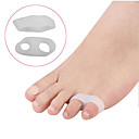 cheap Dog Supplies & Grooming-Foot Massager Toe Separators & Bunion Pad Massage Posture Corrector Protective Orthotic Eases pain Massage