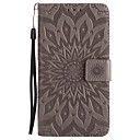 cheap Galaxy J Series Cases / Covers-Case For Samsung Galaxy J7 (2017) J3 (2017) Card Holder Wallet with Stand Flip Pattern Full Body Cases Mandala Hard PU Leather for J7