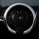 levne iPhone pouzdra-Potahy na volant Kožené 38 cm Rubínově červená / Světlá růžová / Modrá Pro BMW Všechny modely Všechny roky