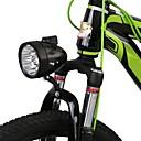 hesapli Bisiklet Işıkları-Bisiklet Ön Işığı / Bisiklet Farı LED Bisiklet Işıkları LED Bisiklet Portatif, Ayarlanabilir, Çabuk Açılma Lityum Pil USB Beyaz Günlük Kullanım / Bisiklete biniciliği / Balıkçılık - WEST BIKING®