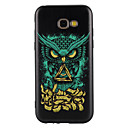 cheap Galaxy S Series Cases / Covers-Case For Samsung Galaxy A5(2017) A3(2017) Pattern Back Cover Owl Soft TPU for A3(2017) A5(2017) A5(2016) A3(2016)