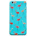 cheap iPhone Cases-Case For Apple iPhone 7 / iPhone 7 Plus Shockproof / Pattern Back Cover Flamingo / Animal Soft Silicone for iPhone 7 Plus / iPhone 7 / iPhone 6s Plus