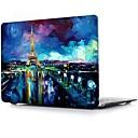 ieftine Carcase Macbook & Genți Macbook & Huse Macbook-MacBook Carcase city View TPU pentru MacBook Air 13-inch / MacBook Air 11-inch / MacBook Pro Retina kijelzős, 13 hüvelyk