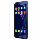 hesapli Huawei İçin Ekran Koruyucuları-Ekran Koruyucu Huawei için Honor 8 Temperli Cam 1 parça Ön Ekran Koruyucu 2.5D Kavisli Kenar 9H Sertlik Yüksek Tanımlama (HD)