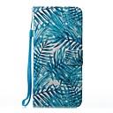 economico Custodie / cover per Galaxy serie S-Custodia Per Samsung Galaxy A portafoglio / Porta-carte di credito / Con supporto Integrale Albero Resistente pelle sintetica per S8 Plus / S8 / S7 edge