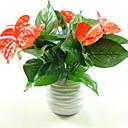 お買い得  メイク & ネイルケア-人工花 1 ブランチ 現代コンテンポラリー 植物 テーブルトップフラワー