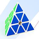 preiswerte Magischer Würfel-Zauberwürfel MoYu Pyramid Glatte Geschwindigkeits-Würfel Magische Würfel / Zum Stress-Abbau / Bildungsspielsachen Puzzle-Würfel Glatte Aufkleber Geschenk Unisex
