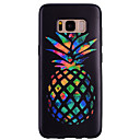 Χαμηλού Κόστους Θήκες / Καλύμματα Galaxy S Series-tok Για Samsung Galaxy Με σχέδια Πίσω Κάλυμμα Φρούτα Μαλακή Σιλικόνη για S8 Plus S8 S7 edge S7 S6 edge S6