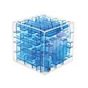 hesapli Travel Accessories-Sihirli Küpler 3D Labirent Bulmaca Kutusu Oyuncaklar Yaratıcı Uygun Eğlence Moda Arkadaşlar Dörtgen Şekilli 3D Kübik Büküm 1 Parçalar