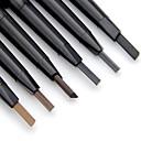 hesapli iPhone SE/5s/5c/5 İçin Ekran Koruyucular-Kaşlar Makeup Pencil Sharpener Su Geçirmez Alkolsüz Hayvanlar Üzerinde Denenmemiş Makyaj Göz Kuru Mat Mineral Uzun Ömürlü 6 Renk Kozmetik Tımar Malzemeleri