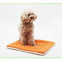 tanie Artykuły i akcesoria do pielęgnacji dla psów-Pies Łóżka Zwierzęta domowe Maty i podkładki Jendolity kolor Coffee / Niebieski / Różowy Dla zwierząt domowych