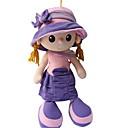 hesapli Mac Stickerlar-Peluş bebek 18 inç Tatlı Karikatür Oyuncak Çocuk Kilidi Non Toxic Sevimli Karton Dizayn Kid Genç Kız Oyuncaklar Hediye / Büyük Boyutlu