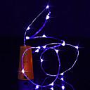preiswerte USB Kabel-BRELONG® 1m Leuchtgirlanden 10 LEDs LED Diode Warmes Weiß / Weiß / Blau Wasserfest 1pc