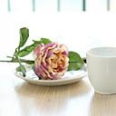hesapli Saç Takıları-Yapay Çiçekler 1 şube Modern Stil Güller Masaüstü Çiçeği