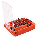 ieftine Carcase iPhone-Telefon Celular Instrumente de reparare Kit 38 în 1 Tweezer Parte de Extensie de Șurubelniță Șurubelniță Ustensile de Schimb Telefon mobil