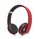 tanie Słuchawki i zestawy słuchawkowe-EDIFIER H750 Opaska na głowę Przewodowy / a Słuchawki Dynamiczny Plastikowy Rozrywka Słuchawka Składany / a Zestaw słuchawkowy