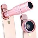 hesapli Sony İçin Ekran Koruyucuları-Cep Telefonu Lens Uzun Odaklı Lens / Geniş Açılı Lens / Makro Lens 18X Makro 0.1m 45 Yüksek Tanımlama
