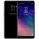 hesapli Yenilikçi LED Işıklar-Ekran Koruyucu için Samsung Galaxy A8 2018 Temperli Cam / PET 1 parça Ön Ekran Koruyucu / Ön ve Arka ve Kamera Mercek Koruyucu Yüksek Tanımlama (HD) / 9H Sertlik / Patlamaya dayanıklı