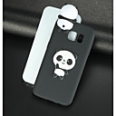 cheap Bracelets-Case For Samsung Galaxy S8 Plus S8 Pattern DIY Back Cover Panda 3D Cartoon Soft TPU for S8 Plus S8 S7 edge S7 S6 edge S6